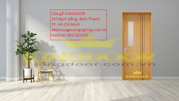 cửa gỗ côngnghieepj