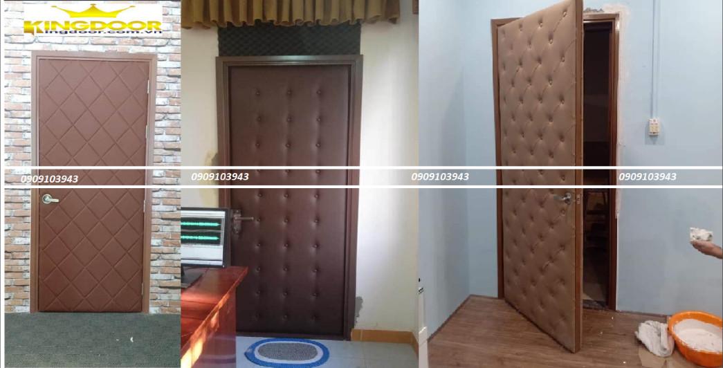 cửa gỗ công nghiệp HDF MDF