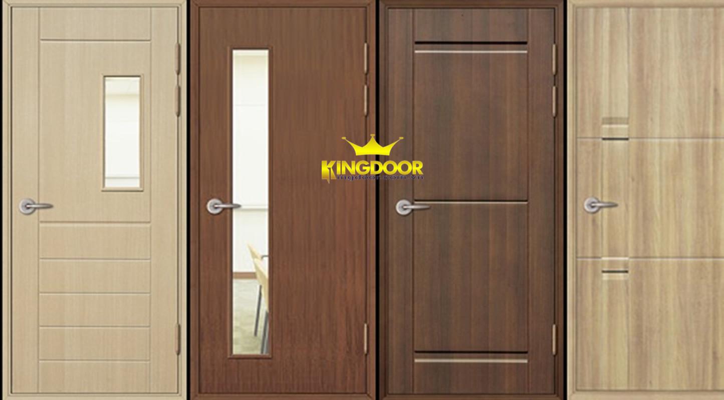 Mẫu cửa được ưa chuộng